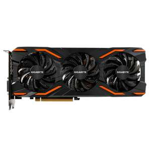 Carte graphique Gigabyte GeForce GTX 1080 WindForce3 OC - 8 Go
