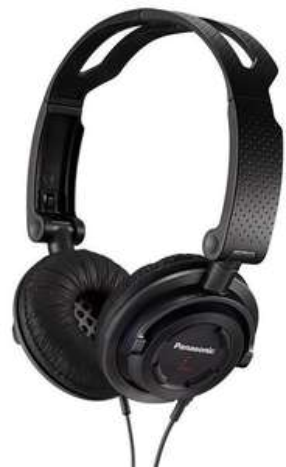Casque audio compact Panasonic RP-DJS150 et léger noir