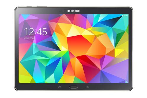 """Tablette 10.5"""" Samsung Galaxy Tab S Carbone (ODR 50€)"""