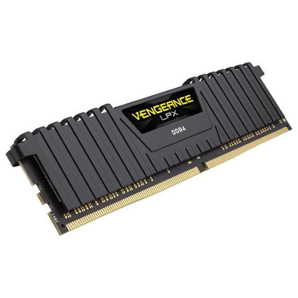 Barette memoire Corsair -Vengeance LPX 8 Go - DDR4 2400 MHz Cas 16 - (vendeur tiers)