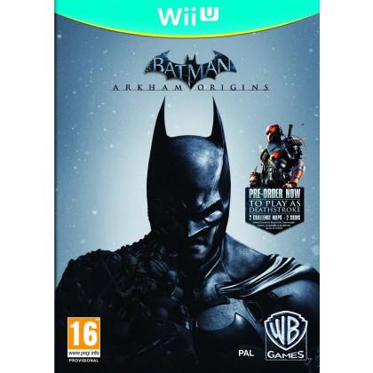 Batman Arkham Origins - Legends Edition sur Wii U