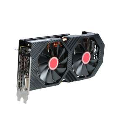 Carte graphique XFX Radeon RX 580 GTS Core Aktiv PCIe 3.0 x16 - 8 Go