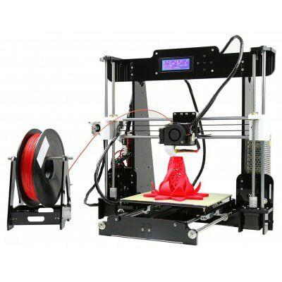 Sélection d'imprimantes 3D en promotion, entrepôt EU - Ex : Anet A8