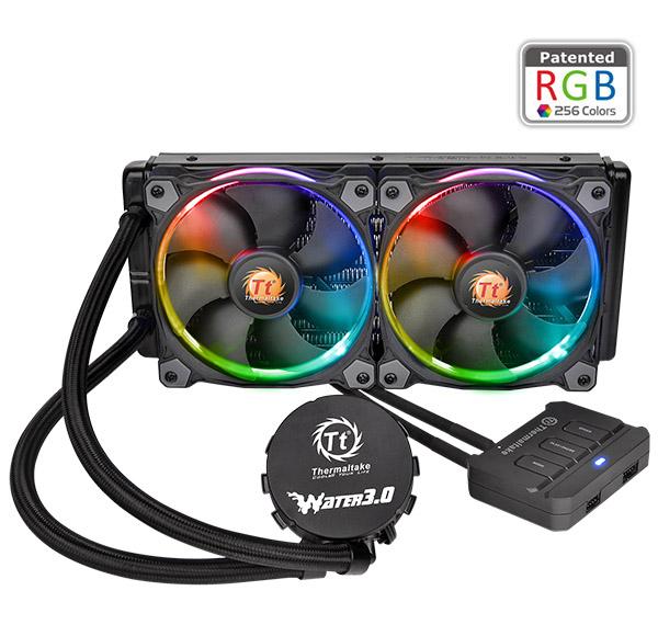 Watercooling Thermaltake Water 3.0 Riing RGB - 280mm