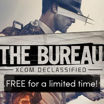 The Bureau: XCOM Declassified Gratuit sur PC (Dématérialisé - Steam)