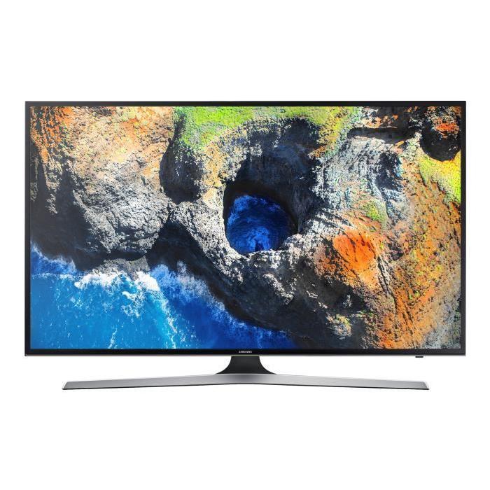 """TV 43"""" Samsung 43MU6125 - UHD, SmartTV (Vendeur tiers)"""
