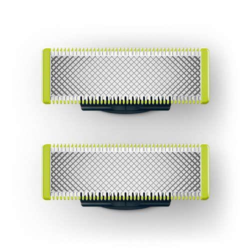 2 lames de rechange Philips OneBlade QP220/50