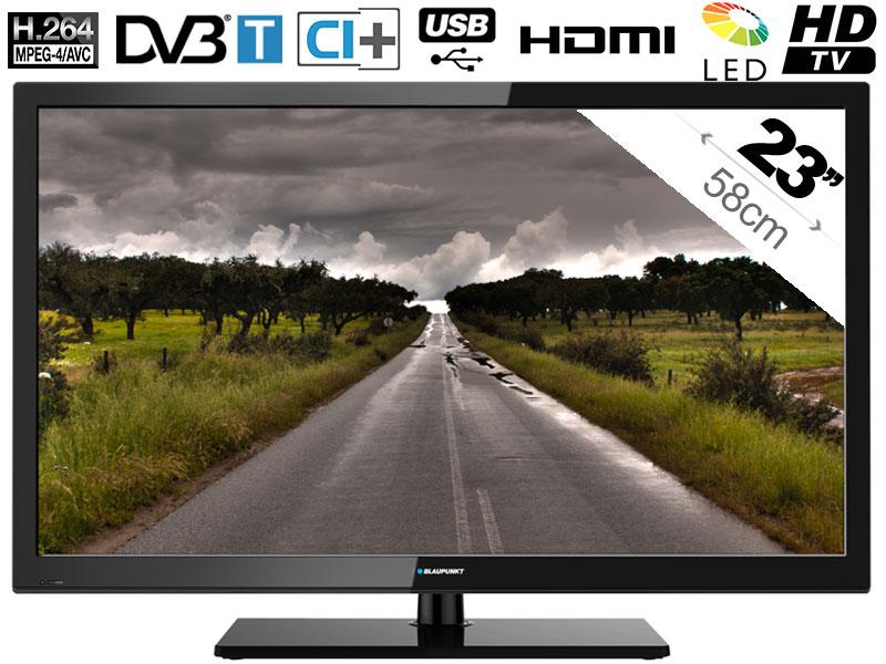 """TV 23"""" Blaupunkt  BLA236/207 - Led - (1366 x 768)"""