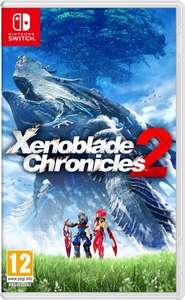 Xenoblade Chronicles 2 sur Nintendo Switch