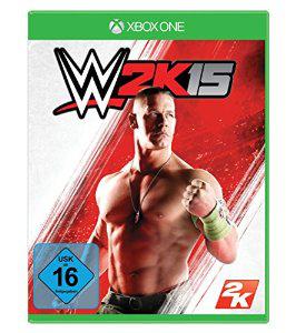WWE 2K15 sur XBOX One