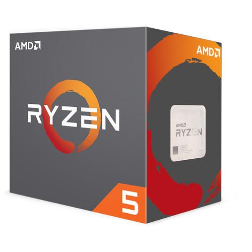 Processeur AMD Ryzen 5 1600X - Processeur 3,6 GHz - Socket AM4