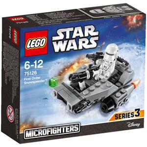2 produits Lego Star Wars achetés = 50% de réduction sur le moins cher