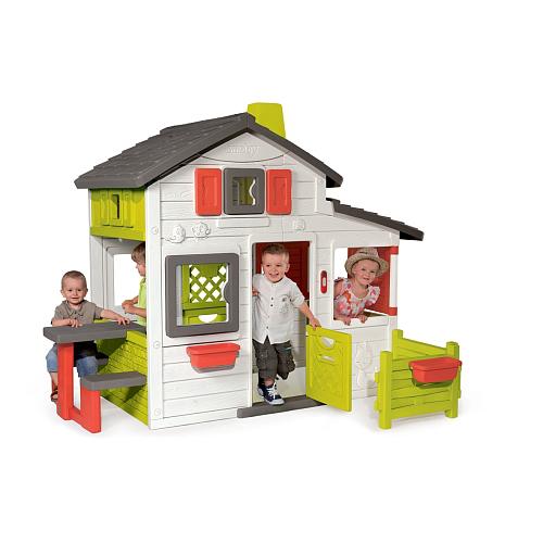Maison Smoby Friends House (+ 20% offerts en bon d'achat Internet)