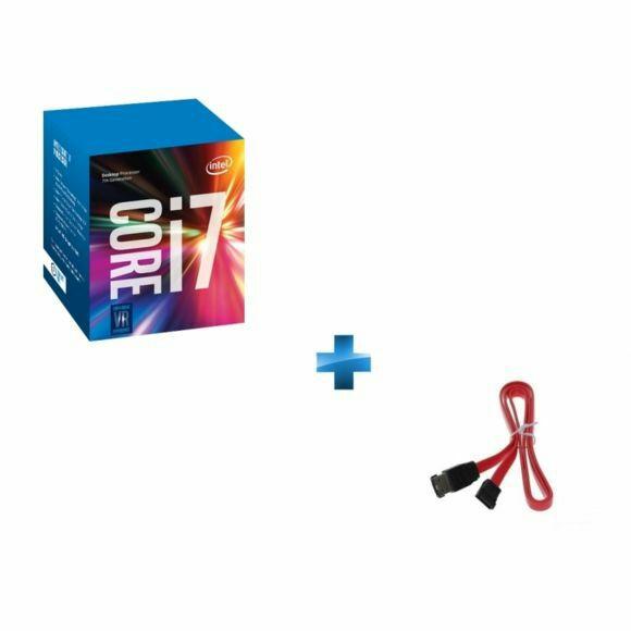 Processeur Intel Core i7-7700K (4.2 GHz)  + câble SATA + Assassin's Creed Origins + Total War Warhammer 2 (dématérialisés)