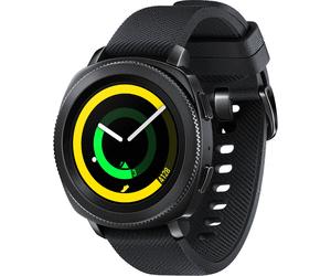 Montre connectée Samsung Gear Sport - bleu ou noir (via ODR Orange de 50€ + ODR Samsung de 50€)