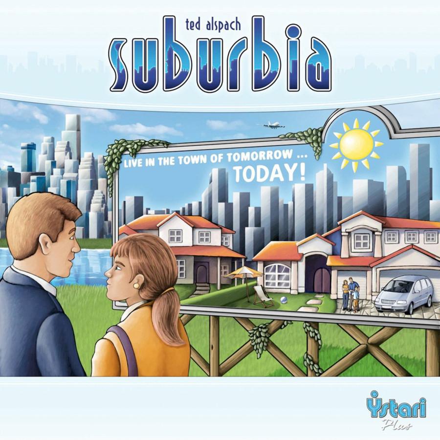 Sélection de jeux de rôle et de jeux de société en promotion - Ex : Jour de Marché, Le Dernier Banquet, Prosperity ou Suburbia à 3€