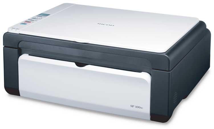 Imprimante laser multifonction Ricoh SP100SU