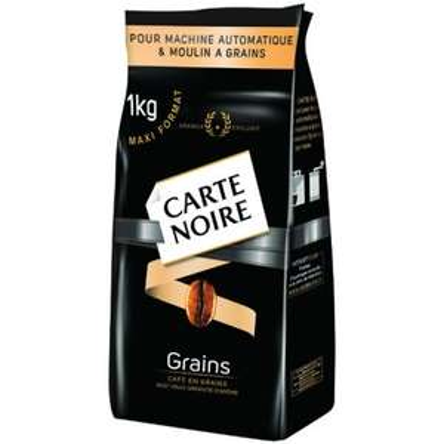 Café en grains Carte Noire - 1 kg