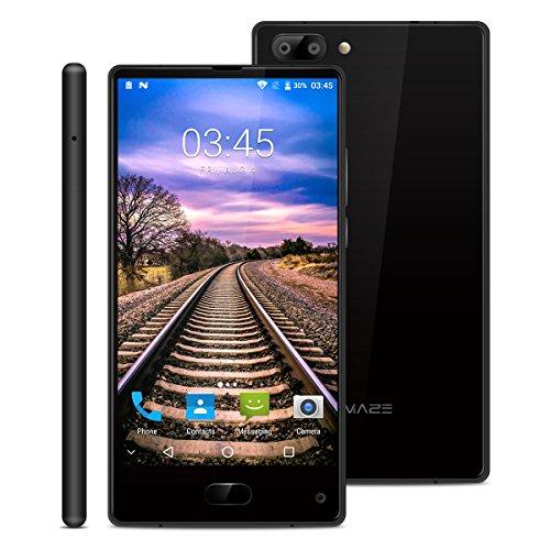"""Smartphone 6"""" Maze Alpha - Helio P25, RAM 4 Go, ROM 64 Go, B20 (vendeur tiers)"""