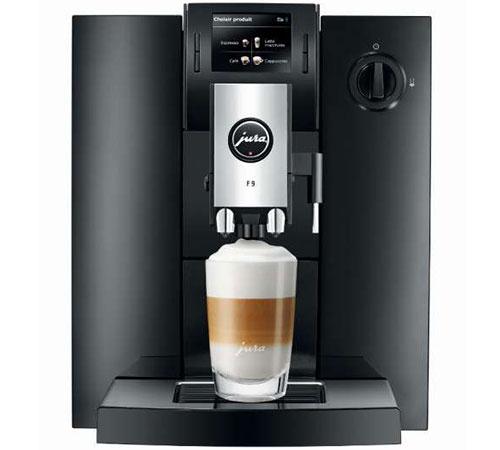 Machine à café automatique Jura F9 PianoBlack