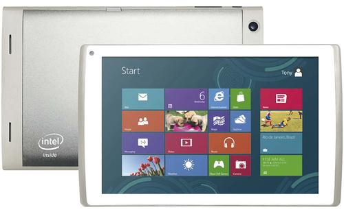 """Tablette 8"""" MPMan MPW80 1Go - 16 Go - Windows - Blanche"""