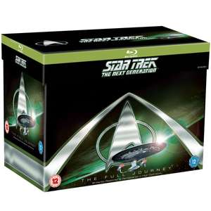 Coffret Blu-ray Intégrale Star Trek the Next Generation (7 saisons)