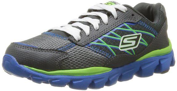 Chaussures de running garçon Skechers Go Run Ride Innate (Taille 28 à 39.5)