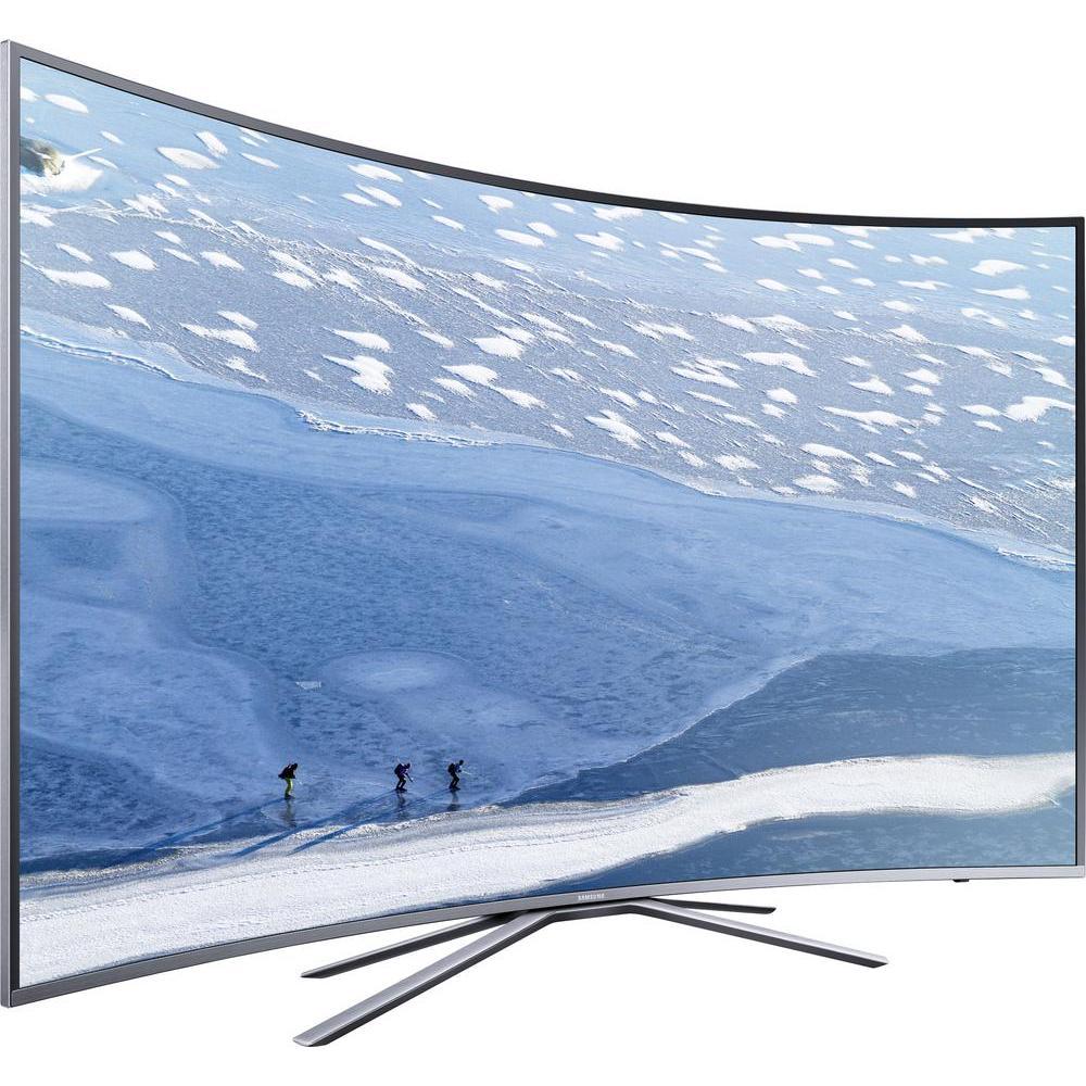 """TV LED 78"""" Samsung UE78KU6509, UHD 4K, Smart TV, Incurvée (Frontaliers Allemagne)"""
