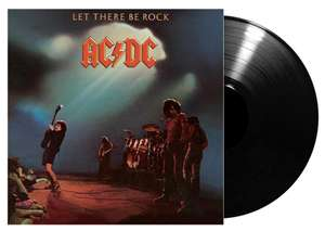 Vinyle AC/DC  - Let there be rock