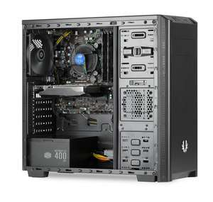 PC Gamers University V2 60022238 (Intel Core i3-7100, GeForce GTX 1050 4Go, 8Go RAM, 1To HDD + 120Go SSD, Sans OS)