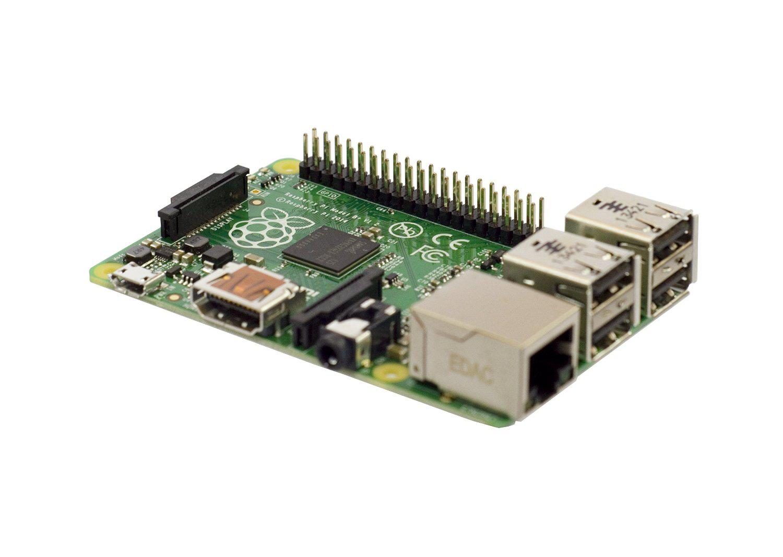 Raspberry PI B+ 512 Mo