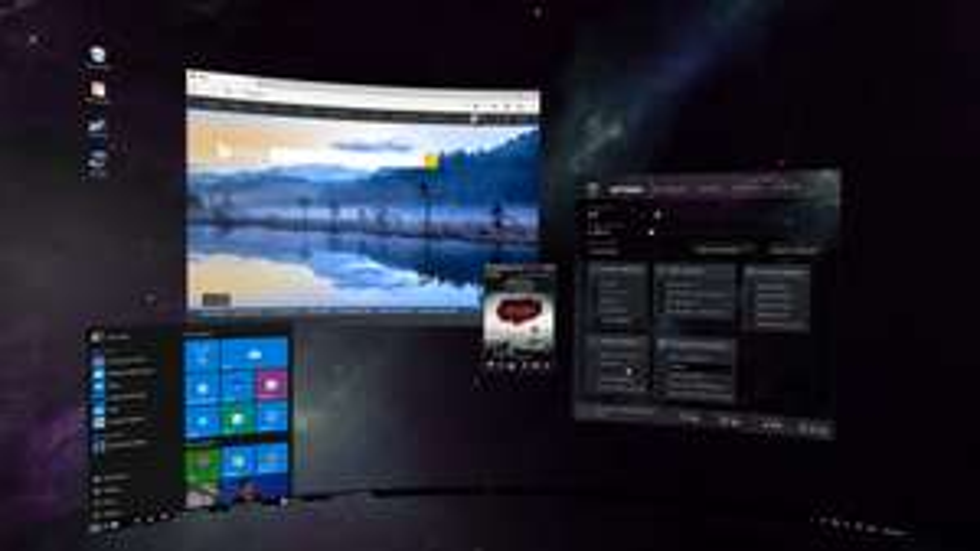 Virtual Desktop sur PC pour Oculus Rift (Dématérialisé)