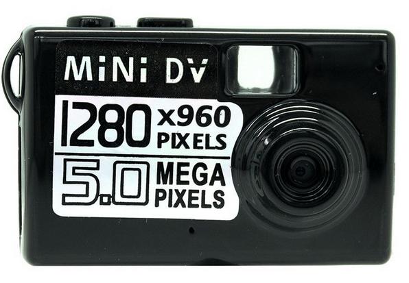 Mini caméra vidéo numérique