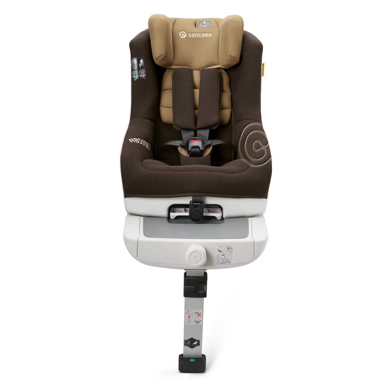 Siège auto pour bébé Concord Absorber XT Walnut Brown marron