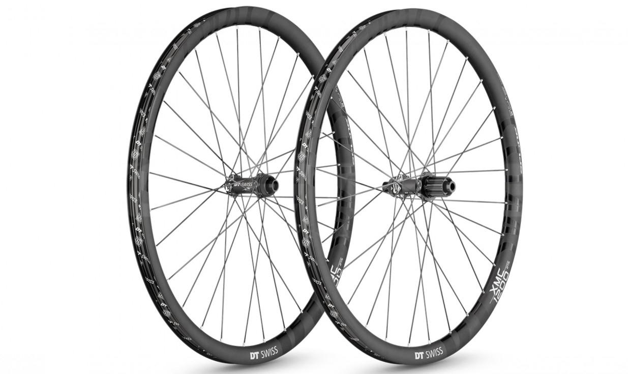 "Paire de roues VTT  Carbone DT SWISS XMC1200 SPLINE 27.5"" Disc"