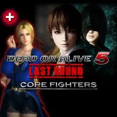 [Abonnés PS+] Personnage Helena Offert dans le jeu  Dead or Alive 5 Last Round: Core Fighters gratuit sur PS4 (au lieu de 3,99€)
