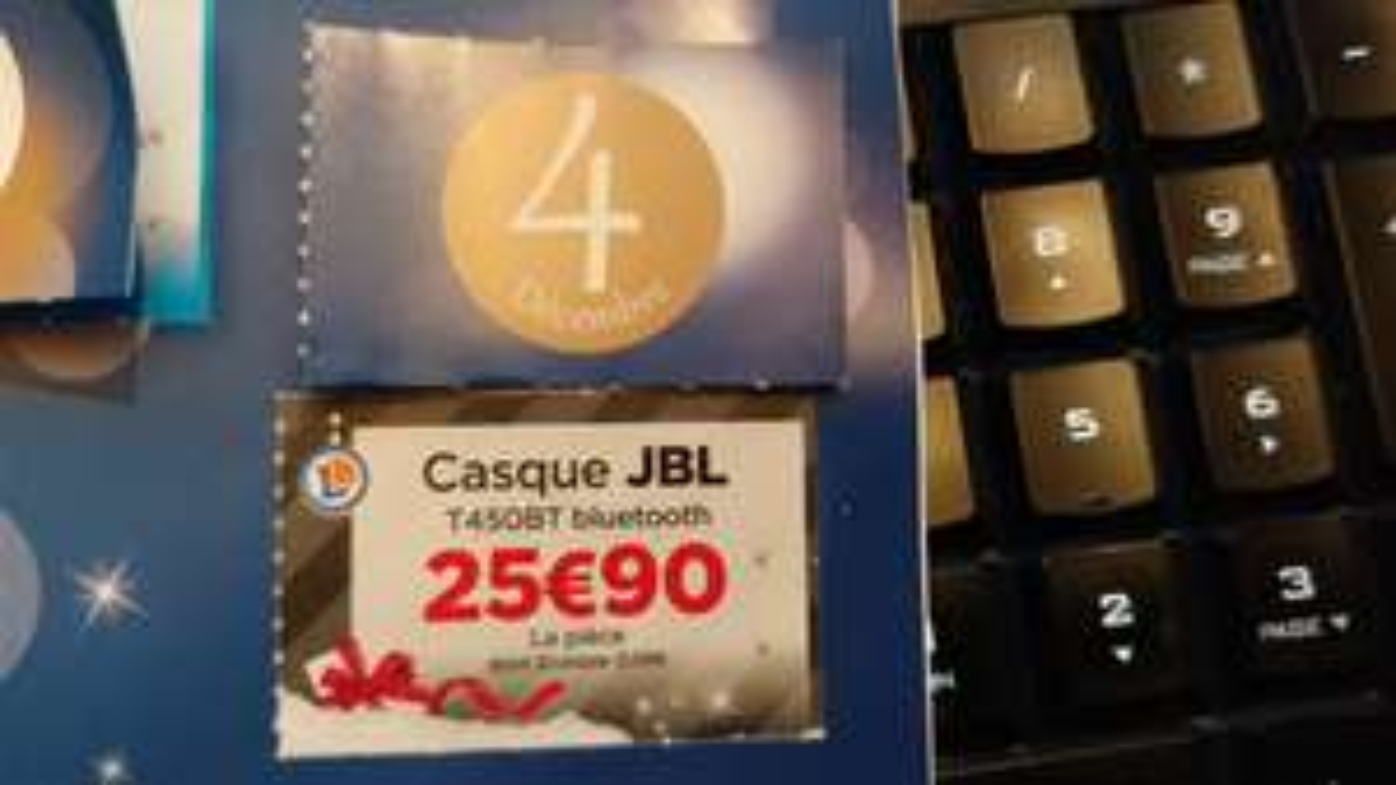 Casque JBL T450BT - Levallois, Clichy et Colombes (92)