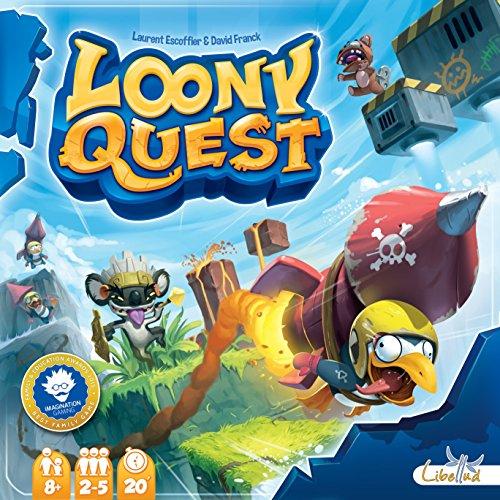 [Prime] Jeu de Société Loony Quest