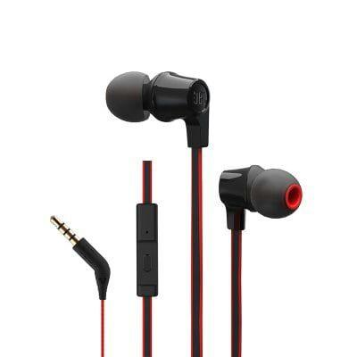 Écouteurs intra-auriculaires JBL T120A - avec micro, différents coloris