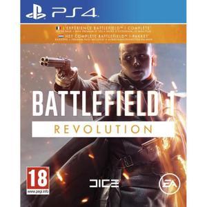 Battlefield 1 Revolution : Le Jeu + Season Pass sur PS4