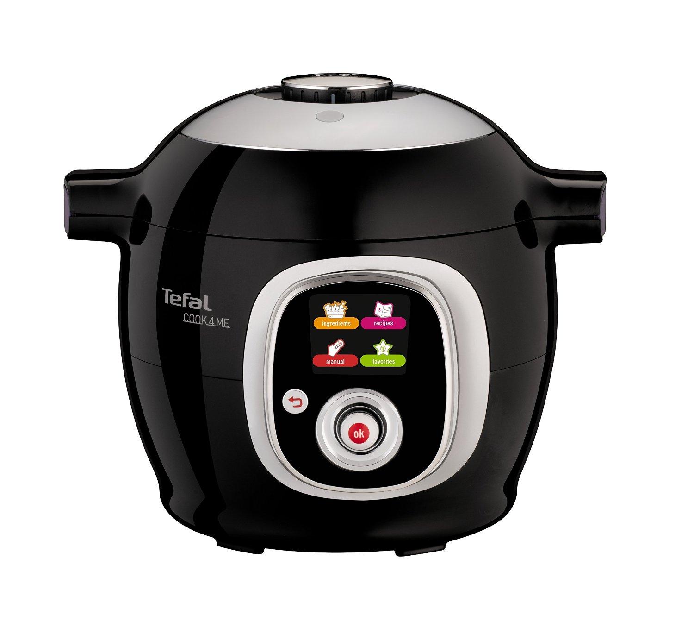 Robot de cuisine Tefal Cook4Me (CY701840) - noir