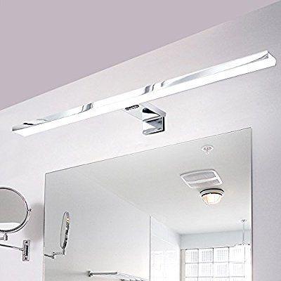 Lampe de salle de bains LED CroLED - 8 W, 600 lumens, IP44 (vendeur tiers)