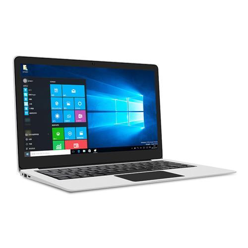 "Notebook 13.3""  Jumper EZbook 3SE (N3350, 3 4 Go RAM, 64 Go, Windows 10) - clavier QWERTY Silver"