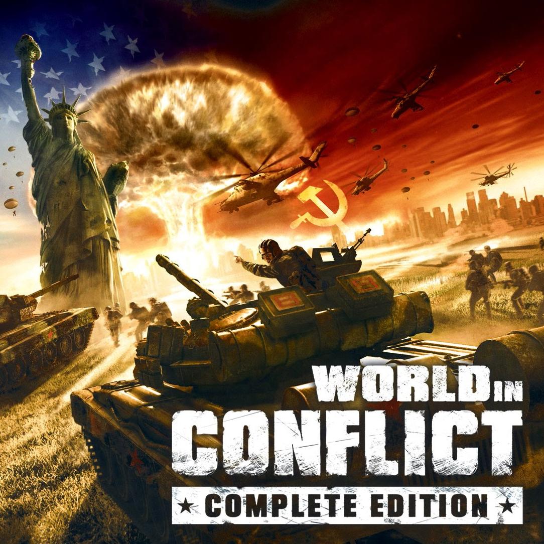 World in Conflict: Complete Edition Gratuit sur PC (Dématérialisé)