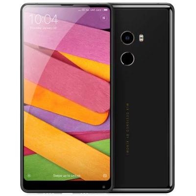 "Smartphone 5.99"" Xiaomi Mi Mix 2 - Full HD, Snapdragon 835, RAM 6 Go, ROM 128 Go (B20 et B28)"