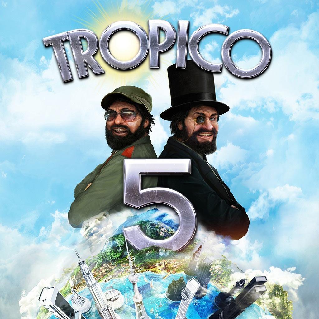 Tropico 5 sur PC (Dématérialisé - Steam)