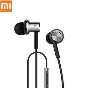 Ecouteurs intra-auriculaires Xiaomi Piston 4 Hybrid - Argent