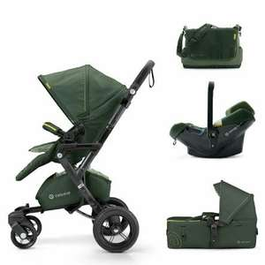 Poussette trio travel system Concord Neo Travel-Set (2016) - Jungle Green