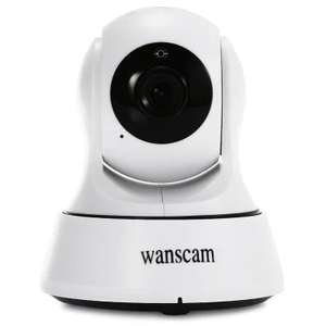 Camera motorisée IP Wanscam HW0036 -720p Compatible Jeedom/Synology