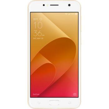 """Smartphone 5.5"""" Asus Zenfone Live Plus ZB553KL Gold + Batterie externe 4000 mAh"""